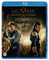 The Mummy 3: Tomb Of The Dragon Emperor (2008) (Blu-ray)