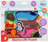 Playgo Puzzel Zeedieren