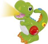 Chicco Elektronische Dino met Licht en Geluid