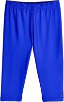 Coolibar - UV-zwemcapri voor meisjes - blauw