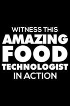 Witness This Amazing Food Technologist in Action