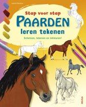 Stap voor stap paarden leren tekenen