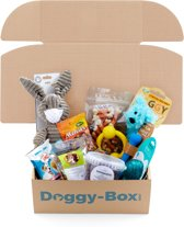 Doggy-box Puppy - Hondensnack en Hondenspeeltjes
