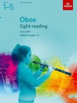 Oboe Sight-Reading Tests, ABRSM Grades 1-5