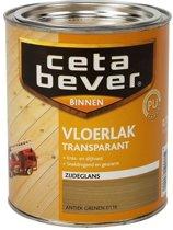 Cetabever Vloerlak Transparant Acryl 0.75 L 0116 Antiek Grenen