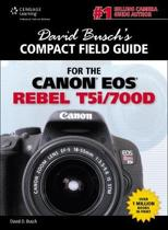 DAVID BUSCHS COMPACT FIELD GD F/CANON EOS REBEL T5I/700D