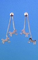 Yep! Oorhangers Paard - Zilver