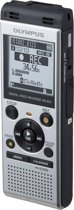 Olympus WS-852 - Voicerecorder - zilver - (4GB) incl. Batterij
