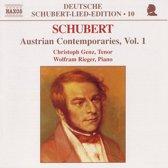 Schubert: Austrian Contemp.V.1