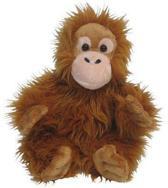 Nicotoy Orangutan (24cm) - Knuffel