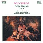 Boccherini: Guitar Quintets 1