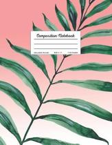 Composition Notebook - College Ruled, 8.5 X 11