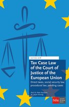 Tax Case Law of the Court of Justice of the European Union 2018
