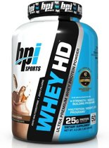 Whey-HD 21servings Vanille Caramel