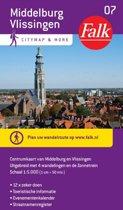 Falk citymap & more 7 - Middelburg Vlissingen