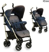 iCoo Pace - Buggy - Dressblue