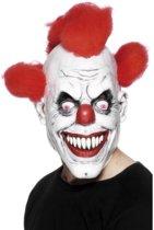 Halloween - Horror clownsmasker voor volwassenen