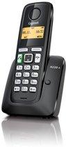 Gigaset A220A - Single DECT telefoon met antwoordapparaat - Zwart