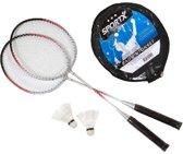 Sportx Badminton Set Superluxe 2Ass