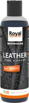 Leather care & color  Robijnrood