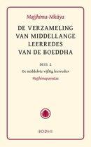 Klassieke tekstbibliotheek 10 - De verzameling van middellange leerredes II De middelste vijftig leerredes (Majjhimapannasa)