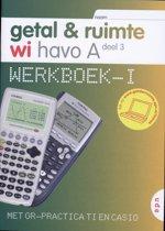 Getal & Ruimte havo A deel 3 werkboek-i TI en casio