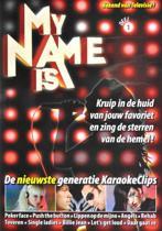 My Name Is... - De Karaoke DVD