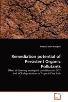 Remediation Potential of Persistent Organic Pollutants