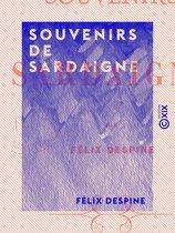 Souvenirs de Sardaigne