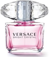 MULTI BUNDEL 2 stuks Versace Bright Crystal Eau De Toilette Spray 30ml