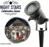 LED Projection Light - Night Stars 6 Thema Patronen