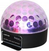 Led discolamp muziekgestuurde kleuren bal (LL081LED)