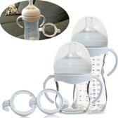 Babyhandvat – handgrepen – fles handvaat – flessenhandvaat – handgreep baby – baby handgreep – 2 Stuks