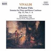 Vivaldi: Il Pastor Fido / Drahos, Kelemen, Pertis
