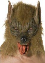 Halloween Eng wolven masker