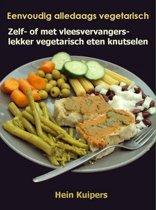 Eenvoudig alledaags vegetarisch