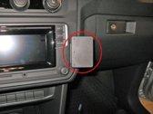 Brodit dashmount Pro Clip gehoekt gemonteerd voor Volkswagen Caddy 16-16
