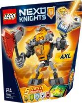 LEGO NEXO KNIGHTS Strijdharnas Axl - 70365