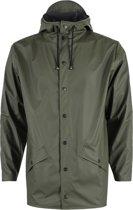 Rains Jacket 1201 Regenjas - Unisex - Green