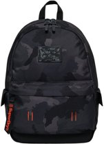 Superdry Montana Disruptive Camo Backpack black camo