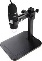 Digitale Microscoop met USB 50x tot 1000x met 8x LED verlichting / Inclusief standaard / HaverCo