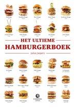 Omslag van 'Het ultieme hamburgerboek'