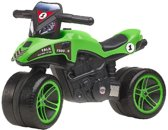 Loopmotor Falk Racing Groen