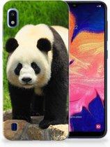 Samsung Galaxy A10 TPU Hoesje Design Panda