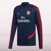 adidas Arsenal Trainingstop 2019-2020 Heren - Marine-Multicolour - Maat XS