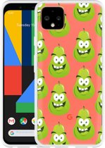 Google Pixel 4 Hoesje Happy Peer