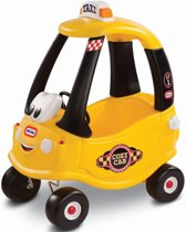 Little Tikes Cozy Coupe Taxi - Loopauto - Geel