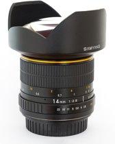 Samyang 14mm F2.8 ED AS IF UMC - Prime lens - geschikt voor Canon Spiegelreflex