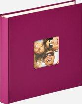 Walther FA-208-Y Fun - Fotoalbum - 30 x 30 cm - Violet - 100 pagina's
