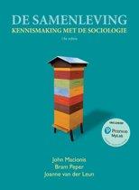De samenleving, 14e editie met MyLab NL toegangscode
